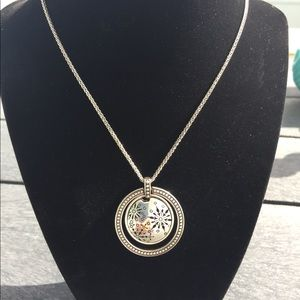 Brighton Accessories - Brighton snowflake necklace